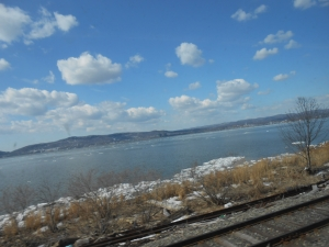 Go 7 miles south to Croton